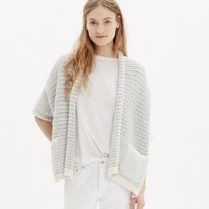 Madewell Curl Up Cardigan XS